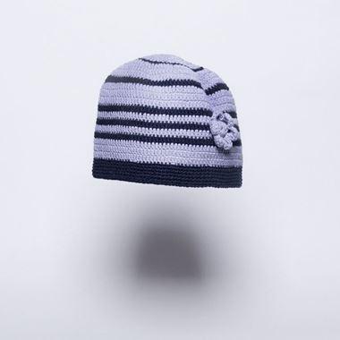 Obrázek z pletená čepice