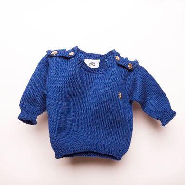 Obrázek z dětský svetr diplomat